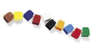 Unifix-cubes