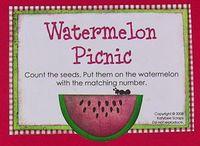 Watermelon-label