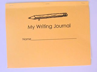 Kindergarten-Writing-Journa