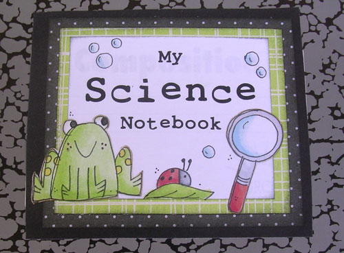 Science Book Cover Ideas : Printable kindergarten science journals first grade wow