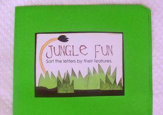 Jungle-game