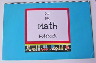 Big-Math-Notebook