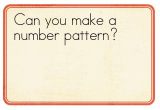 Math Problem-Solving Week 6: More Patterns - Kindergarten