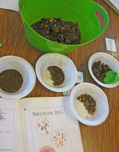 Rock and Roll: A Kindergarten Science Unit on Rocks and Soil ...