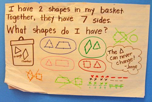 Math Problem-Solving Week 7: 2-Dimensional Geometric