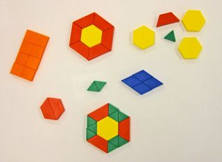 Math-shape-center