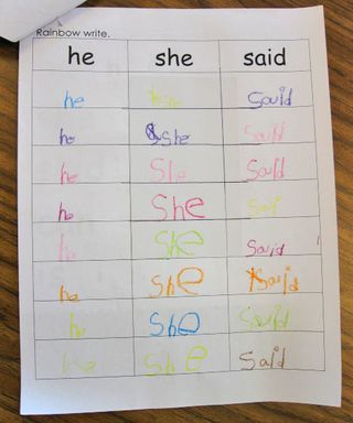Kindergarten-sight-words-2