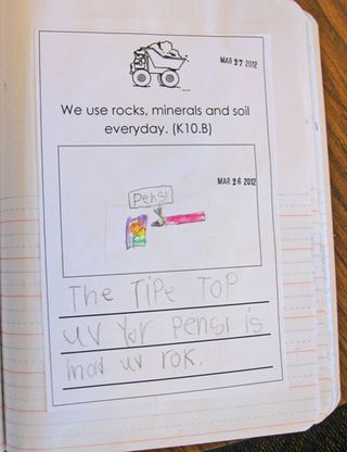 Kindergarten-rock-unit7