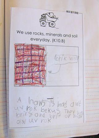 Kindergarten-rock-unit6