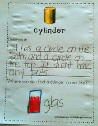 Kindergarten-Math-Notebook