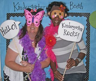 Kindergarten Photo Booth 10
