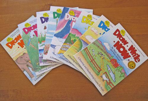 Draw * Write * Now Books - Kindergarten Kindergarten