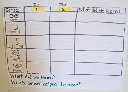 Kindergarten Kindergarten: Five Senses