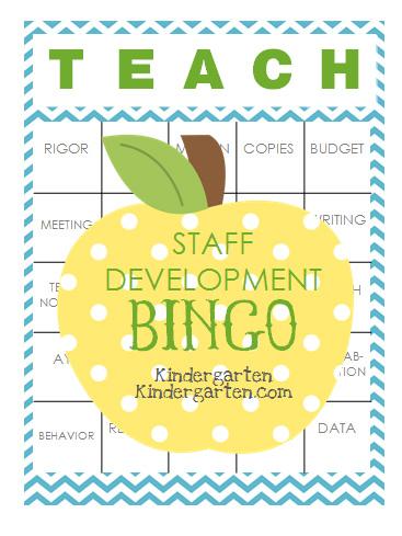Kindergarten Kindergarten: Back to School