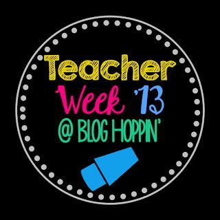 Teacher Week Button