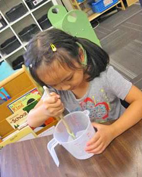 Kindergarten-Science