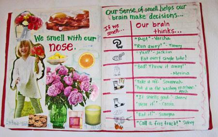 grounding using five senses pdf