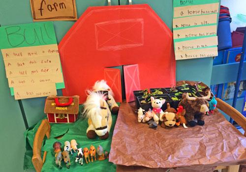 Kindergarten-Farm